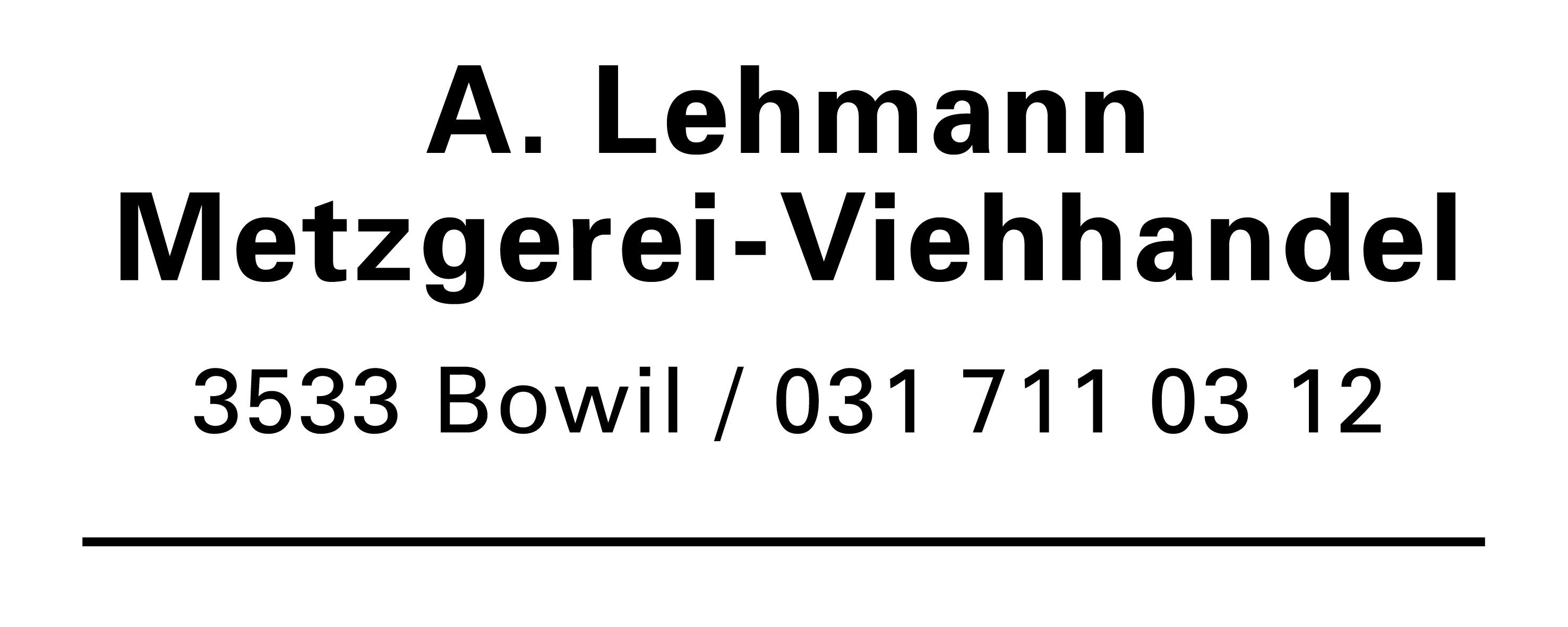 Lehmann_Schriftzug